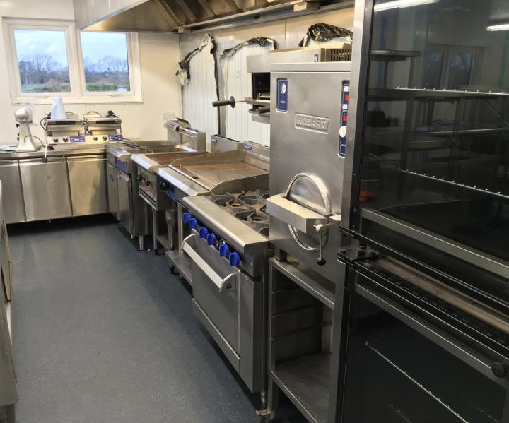 Commercial Kitchen Sheffield